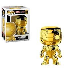 IRON MAN GOLD CHROME (375)