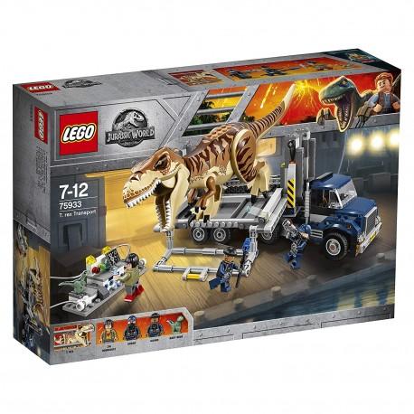 75933 Transporte del T. rex