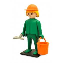 Playmobil Collection El Obrero de la Construcción