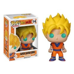 Funko Pop Dragon ball Z: Super Saiyan Goku (14)
