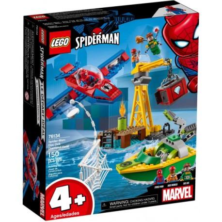 Spider-Man: Doc Ock Diamond Heist