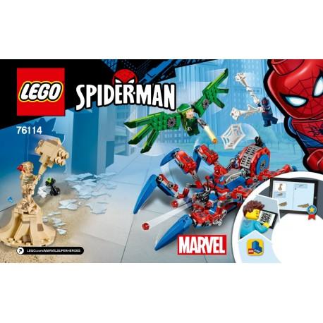 Spider-Man,s Spiser Crawler