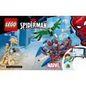 Araña Reptadora de Spider-Man