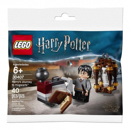 30407 Harry`s Journey to Hogwarts