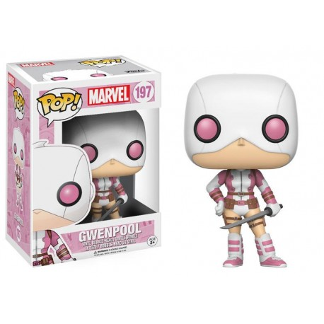 POP! MARVEL: GWENPOOL (197)