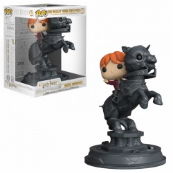 FUNKO POP HARRY POTTER Ron Riding Chess Piece (82)
