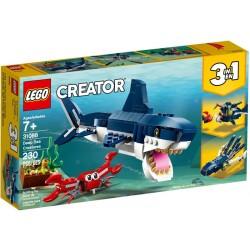 LEGO Creator 31088 Criaturas del Fondo Marino
