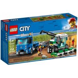 60223 Transporte de la Cosechadora