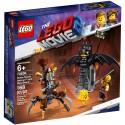 70836 Batman y Barbagris Preparados para Luchar
