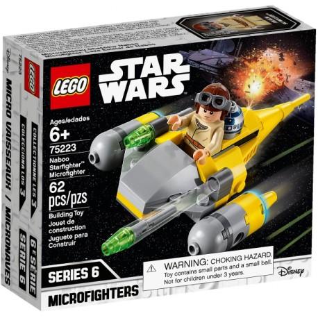 75223 Microfighter: Caza Estelar de Naboo
