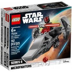 75224 Microfighter: Infiltrador Sith