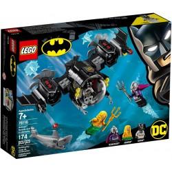 76116 Batsubmarino de Batman y el Combate Bajo el Agua