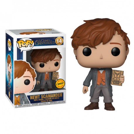 Fantastic Beasts 2 - Newt Scamander (14) - CHASE