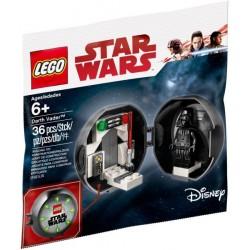 Bola Lego Darth Vader