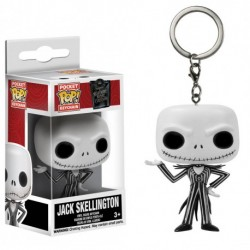 LLAVERO POP! JACK SKELLINGTON