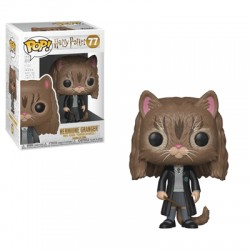 FUNKO POP HARRY POTTER - HERMIONE GRANGER_CAT (77)