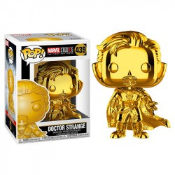 DOCTOR STRANGE GOLD CHROME (439)