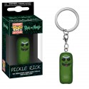 LLAVERO POP! PICKLE RICK