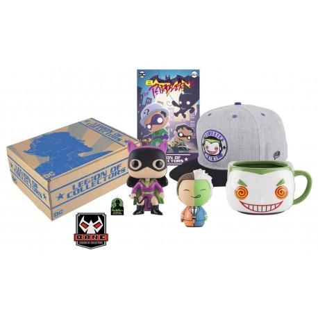 DC Pack de Regalo Legion of Collectors Batman Villains