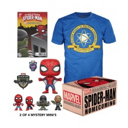 Marvel Pack de Regalo Collector Corps Box Spider-Man