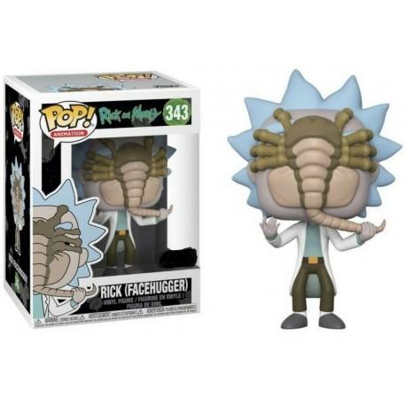 Rick & Morty: Rick Facehugger (343)