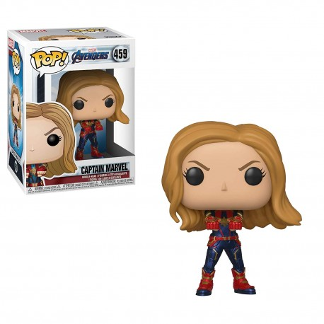 Avengers Endgame - Captain Marvel (459)