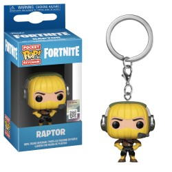 LLAVERO POP! RAPTOR