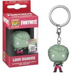 LLAVERO POP! LOVE RANGER