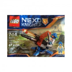 30373 POLYBAG NEXO KNIGHTS KNIGHTON HYPER CANNON