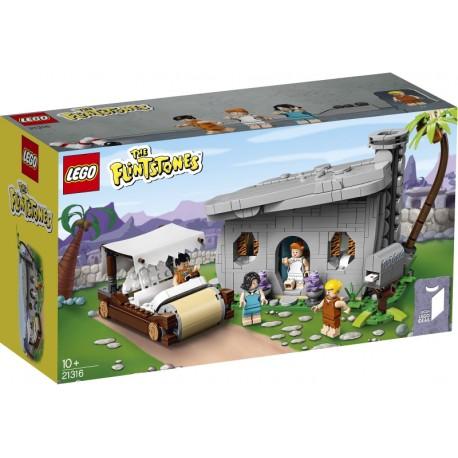 21316 The Flintstones - Los picapiedra