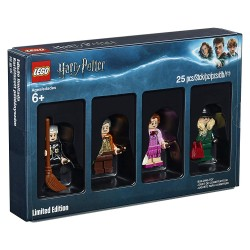 HARRY POTTER PACK EDICIÓN LIMITADA