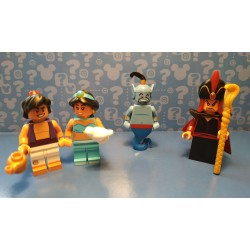 PACK LEGO DISNEY ALADDIN