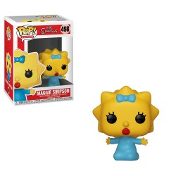 THE SIMPSONS - MAGGIE SIMPSON (498)