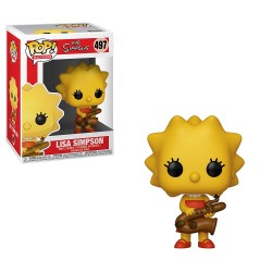 THE SIMPSONS - LISA SIMPSON (497)