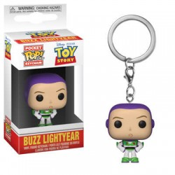 LLAVERO POP! BUZZ LIGHTYEAR - TOY STORY