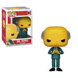 THE SIMPSONS - MR. BURNS (501)