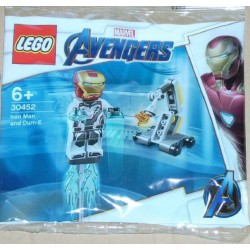 30452 POLYBAG IRON MAN AND DUM-E