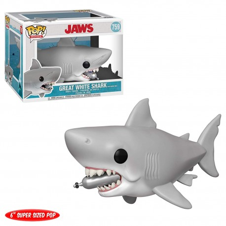 JAWS - GREAT WHITE SHARK (759)