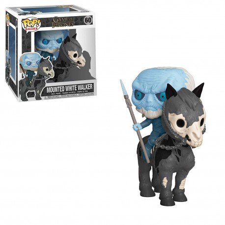 Games of Thrones - Mounted White Walker (60)