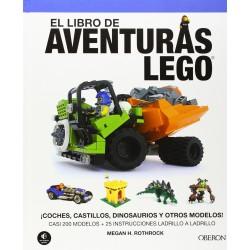 EL LIBRO DE AVENTURAS DE LEGO 1