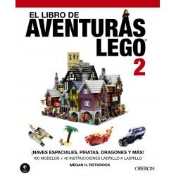 EL LIBRO DE LAS AVENTURAS LEGO 2