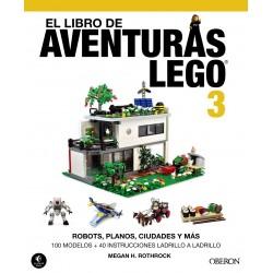 EL LIBRO DE AVENTURAS DE LEGO 3
