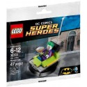 30303 POLYBAG SUPER HEROES DC - THE JOKER BUMPER CAR