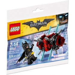 30522 POLYBAG BATMAN IN THE PHANTOM ZONE