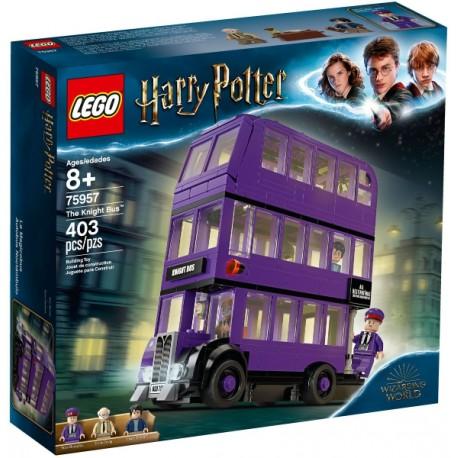 LEGO HARRY POTTER 75957 Autobús Noctámbulo CAJA