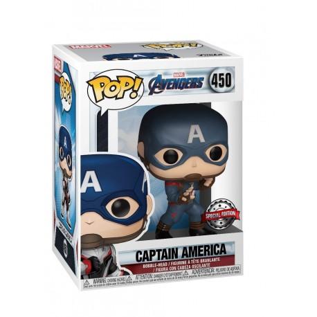 Avengers Endgame - Capitán América (464)