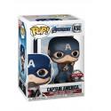 Avengers Endgame - Capitán América (464) EXC