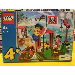 7073 Pirate Dock