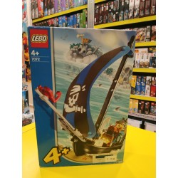 7072 Captain Kragg's Pirate Boat