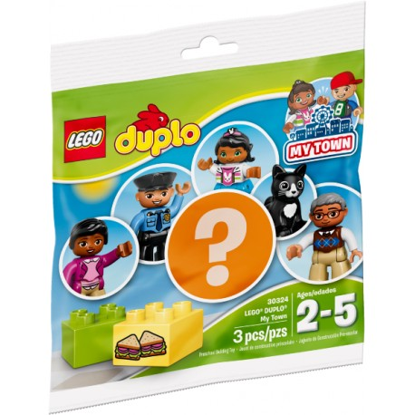 30324 POLYBAG DUPLO MY TOWN